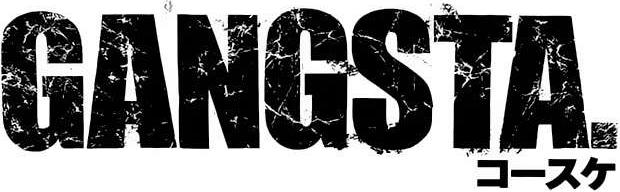 Font Gangsta anime/manga - forum | dafont com