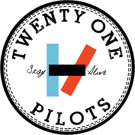 Twenty one pilots logo font forum for Twenty one pilots