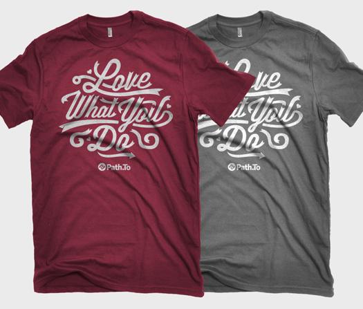 t shirt fonts