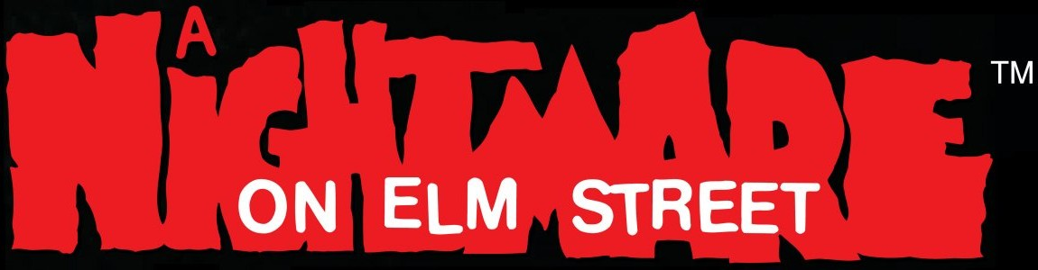 "Font needed for classic ""A Nightmare on Elm Street"" logo..."
