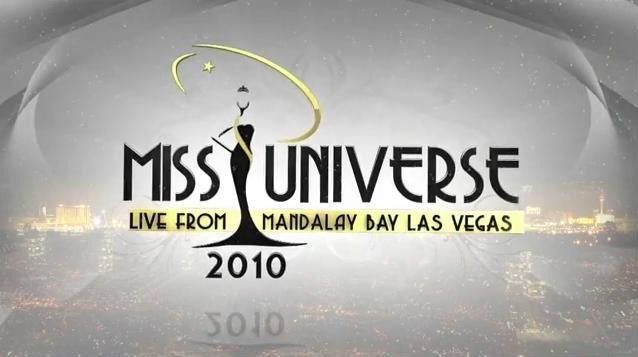 MISS UNIVERSE 2010 Logo Font Forum