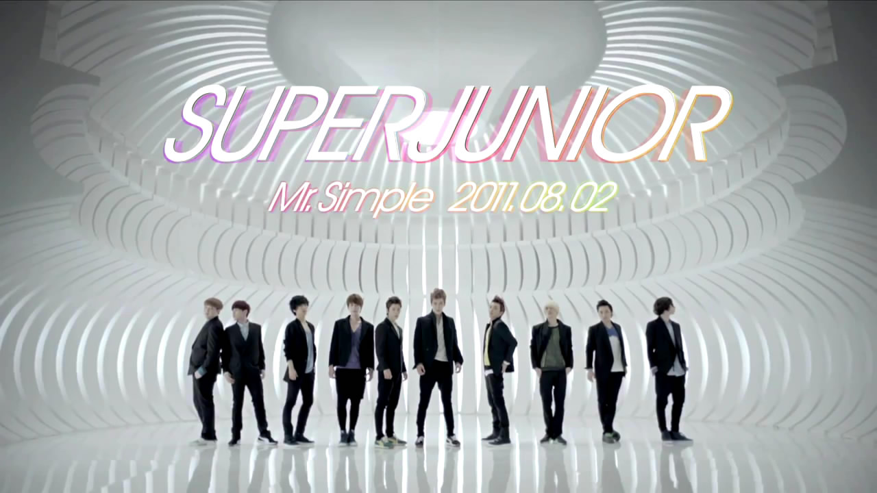 Super Junior Font