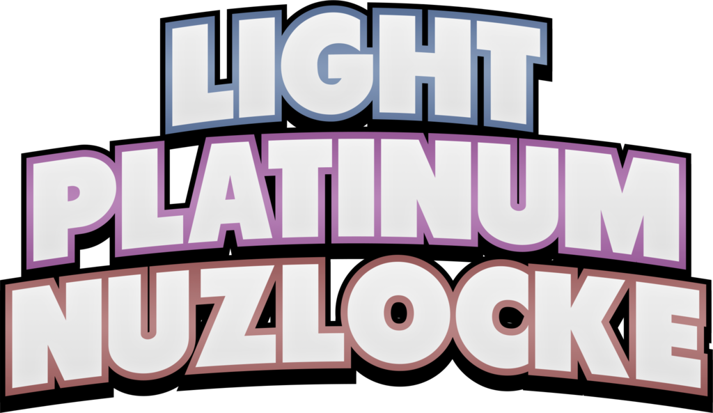 What font is this? Pokémon Light Platinum Nuzlocke