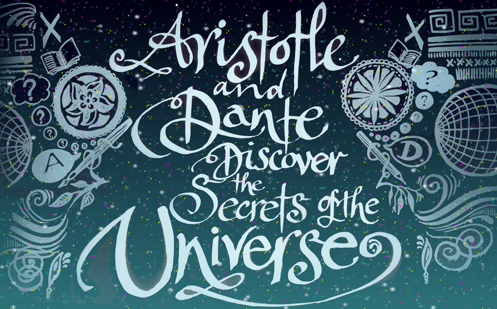 """Aristotle and Dante Discover the Secrets of the Universe ..."