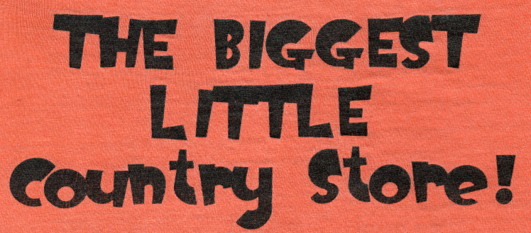 Country Store Font