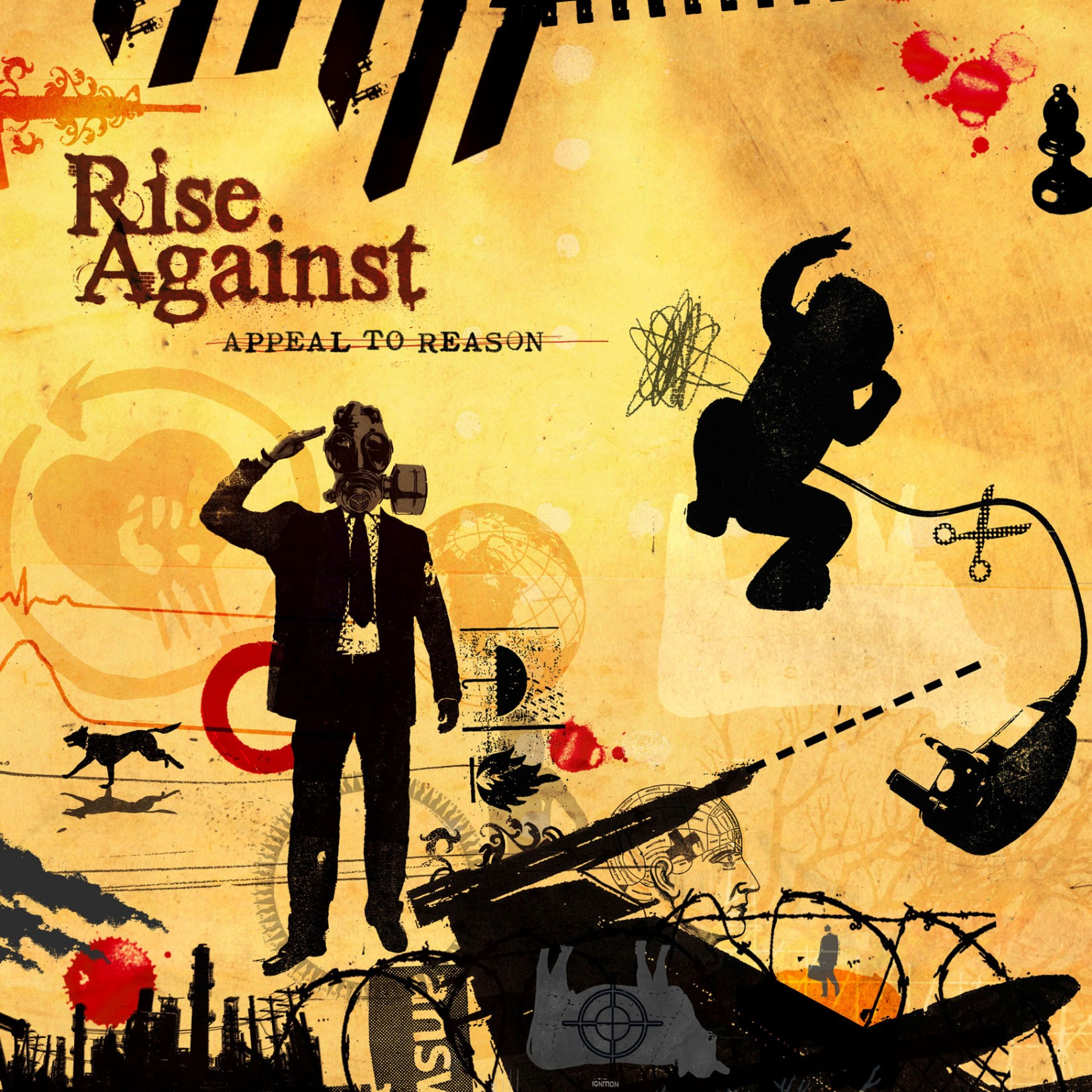 "Rise Against's ""Appeal to Reason"""