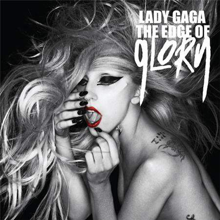 Lady Gaga the edge of glory single