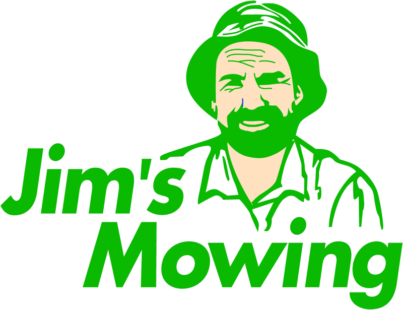 What Font Does This Logo Use Jim S Mowing Forum