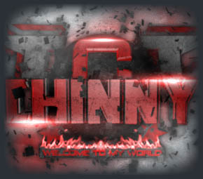 Font That Says Chinny