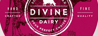 Know what the divine dairy font is?