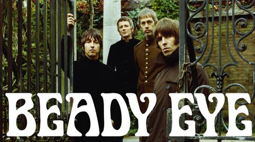 Beady Eye Logo Beady Eye