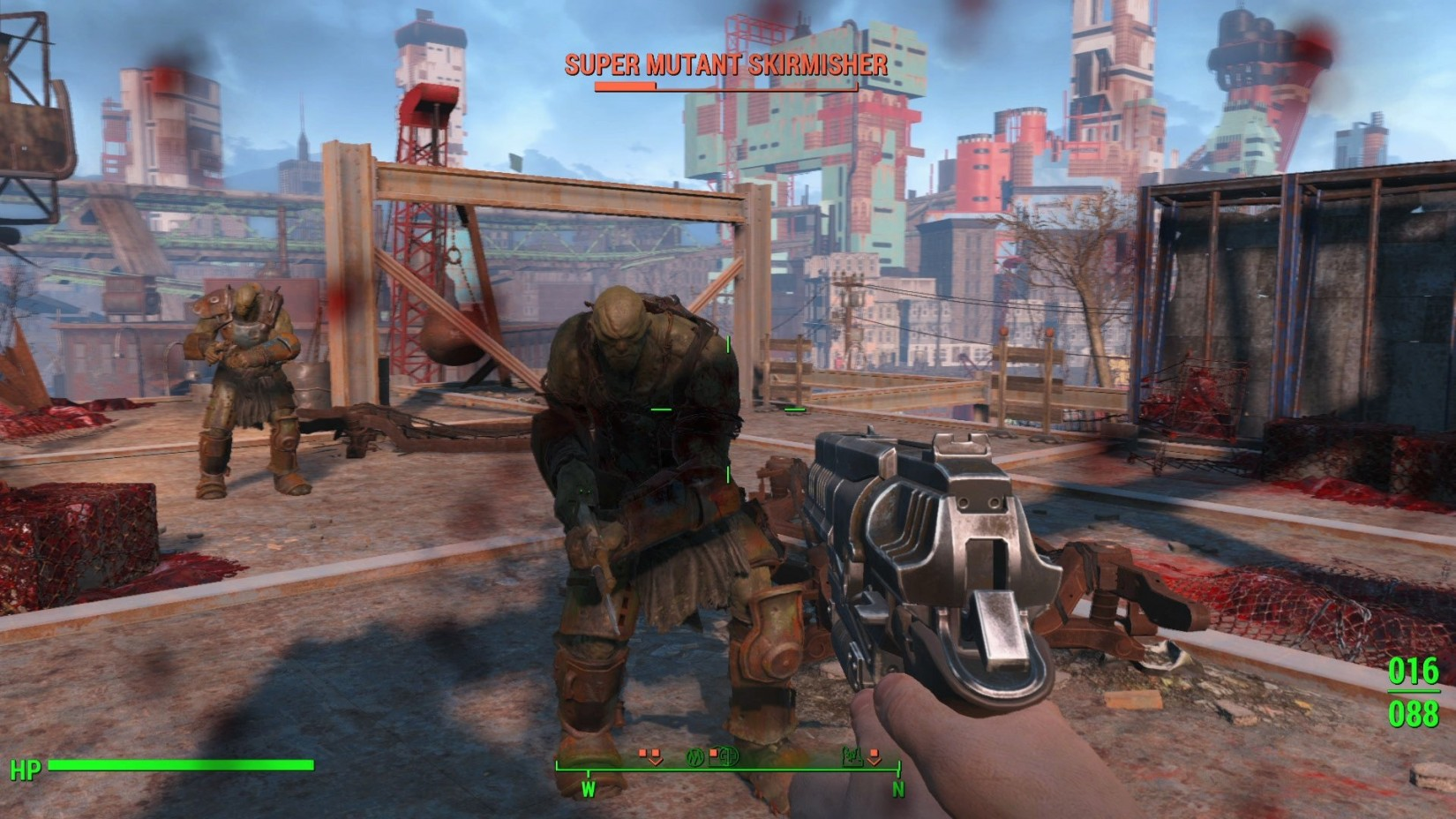 Fallout 4 In-Game-HUD