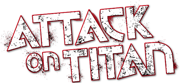 Images Of Attack On Titan Font Style Download