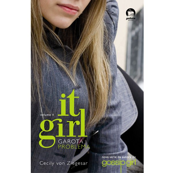 Please, someone knows the name of the title (it girl) font?????