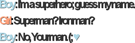 What's this font? (: