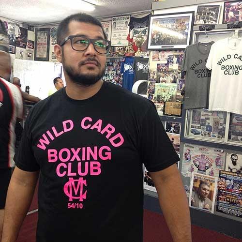 Wild card boxing club - forum | dafont.com
