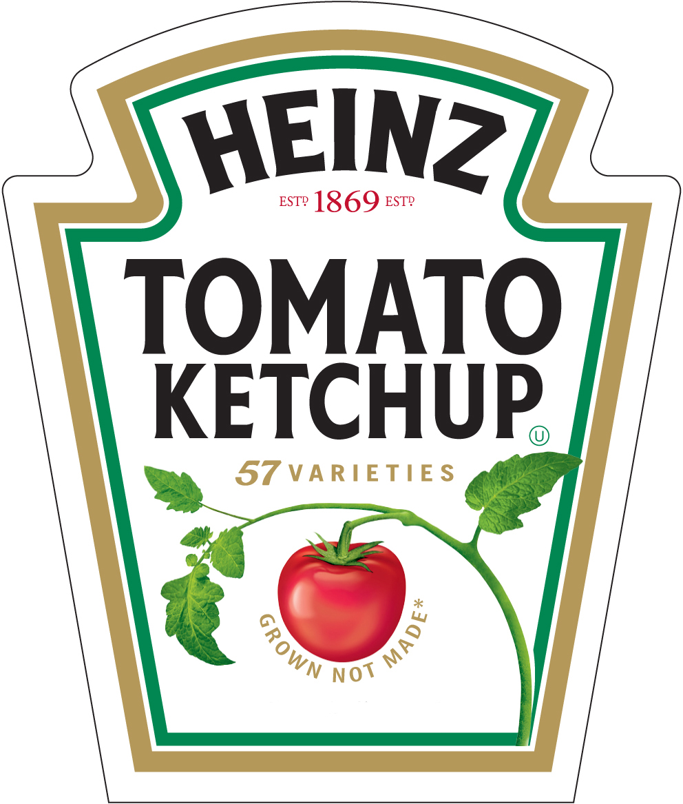 Heinz forum for Heinz label template