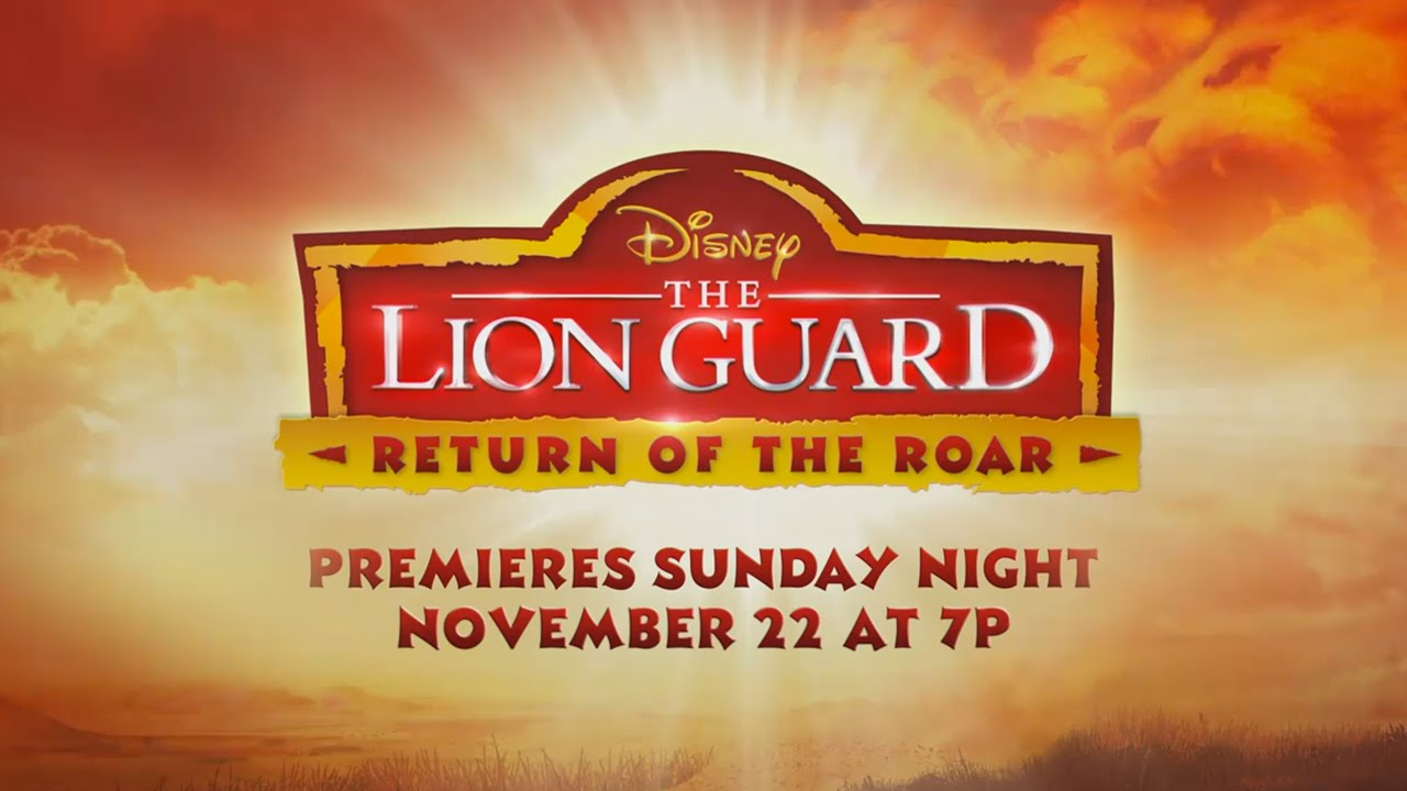 Lion Guard Font Forum Dafontcom