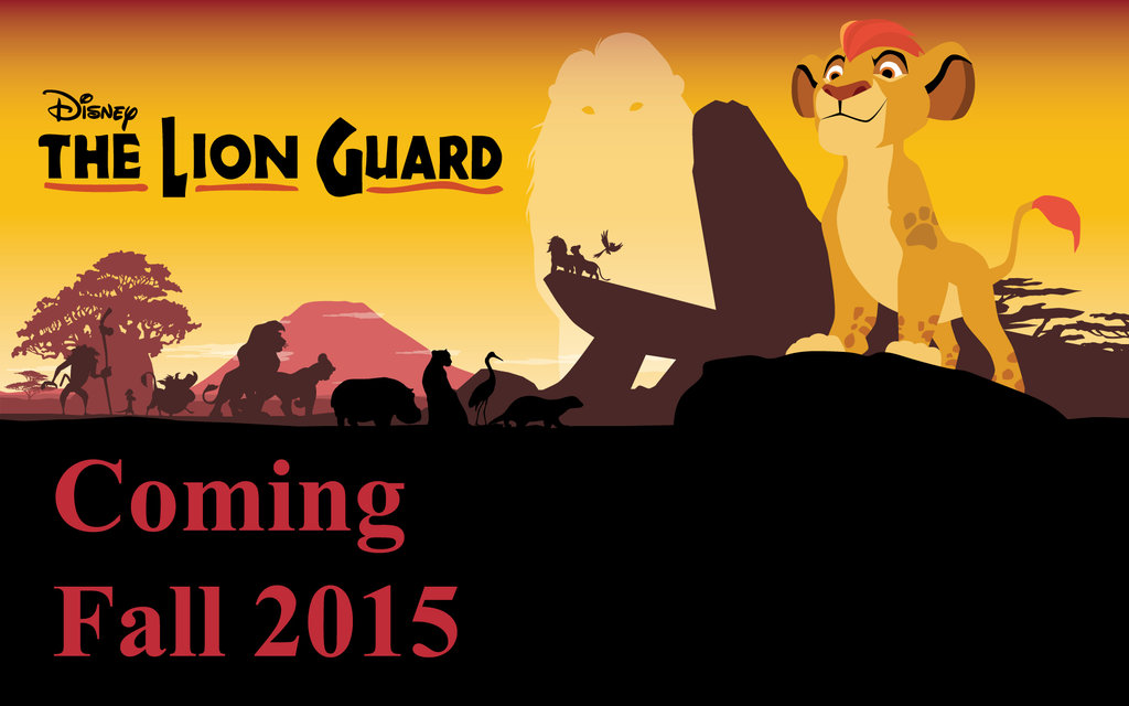 The Lion Guard Font Forum Dafontcom