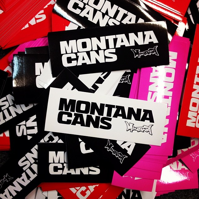 "font name ""montana cans"" ?"