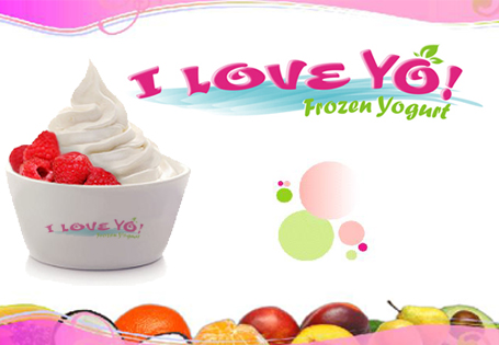 I Love Yo (Frozen Yogurt)