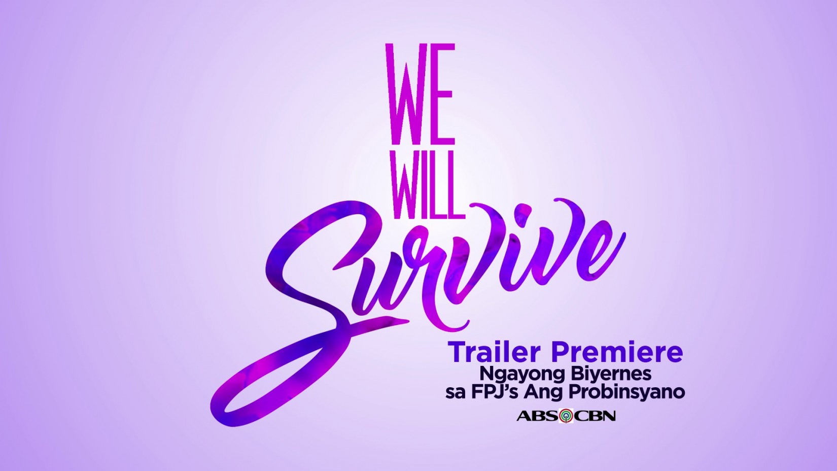 We Will Survive Font