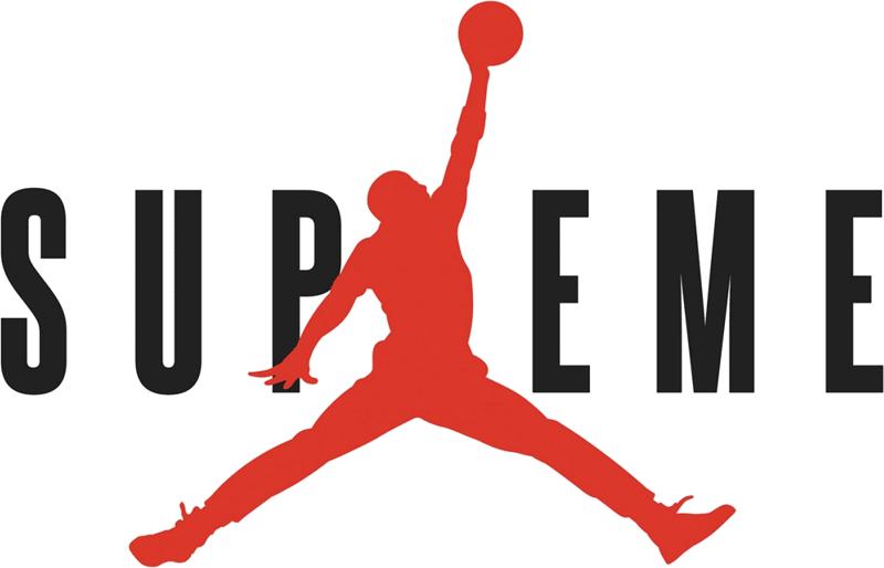 Supreme X Jordan Font - Forum | Dafont.com