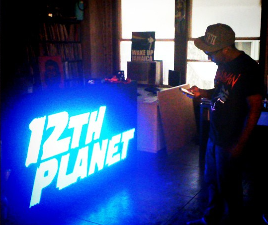 12th Planet font