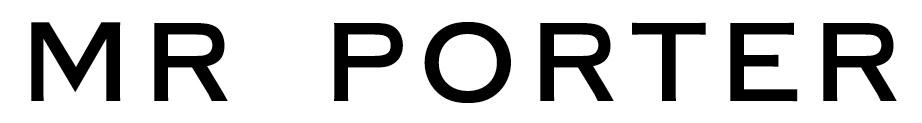 Mr porter font forum for Mr porter logo