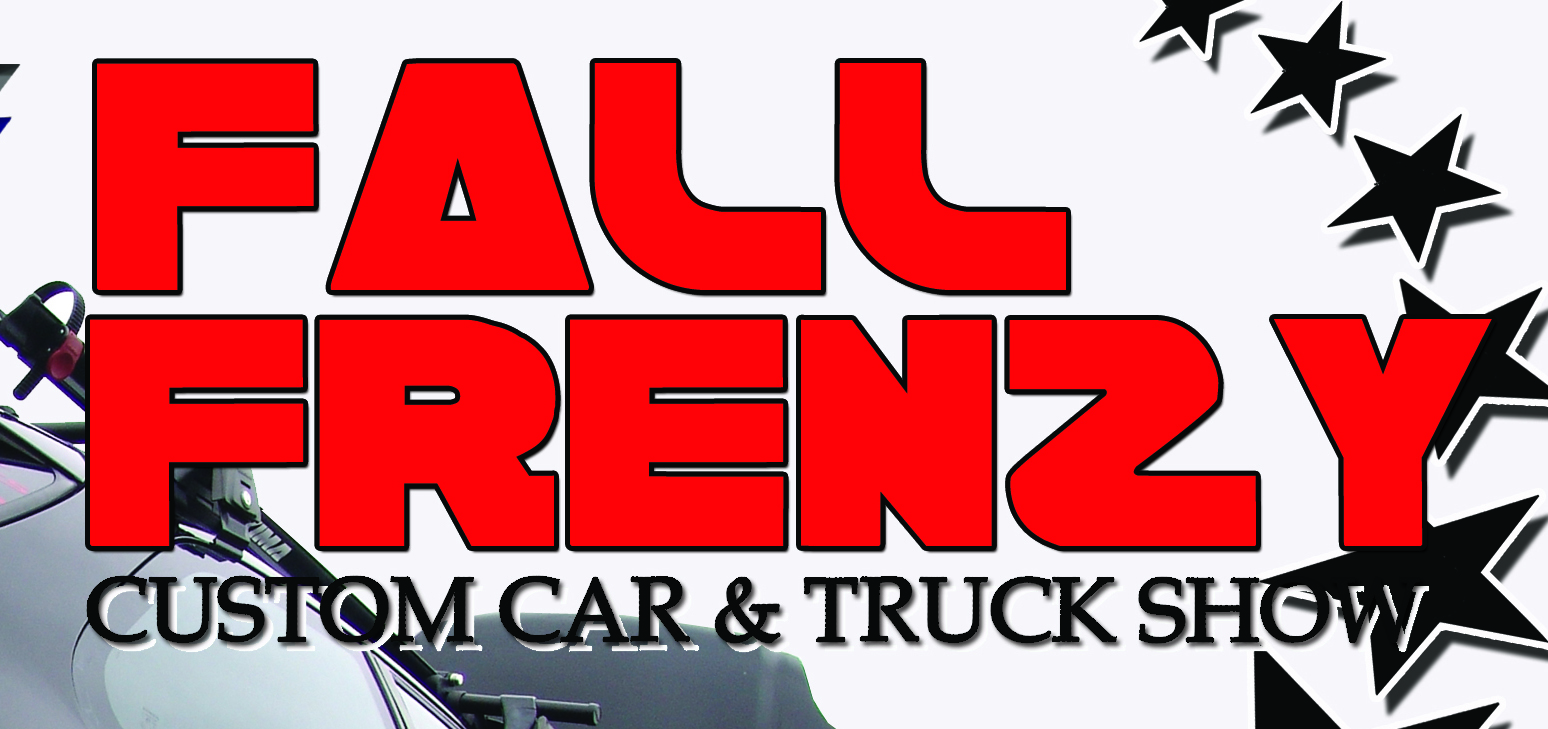 "What font is the ""FALL FRENZY""?"
