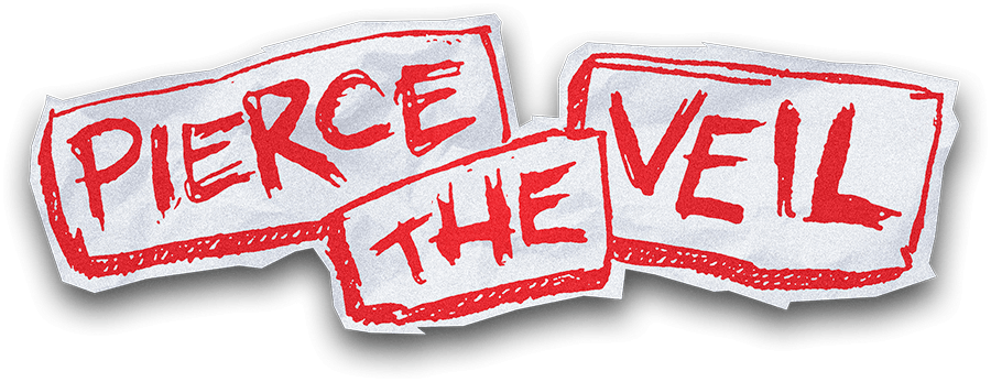 pierce the veil logo transparent pictures to pin on