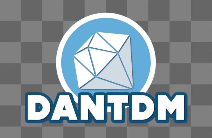 DanTDM font intro [PLEASE COMMENT FAST]
