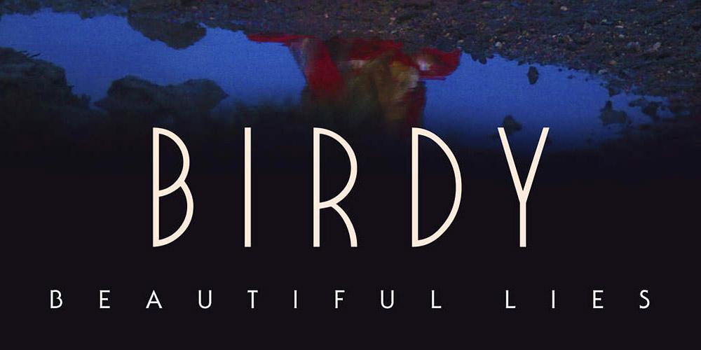 Birdy BEAUTIFUL LIES font - forum | dafont com