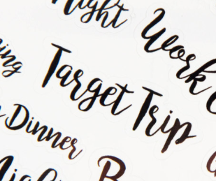 Font Name Help