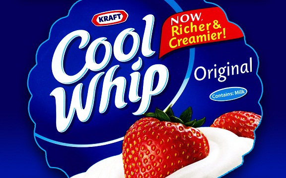 Cool Whip Font