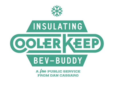Font in Cooler Keep?