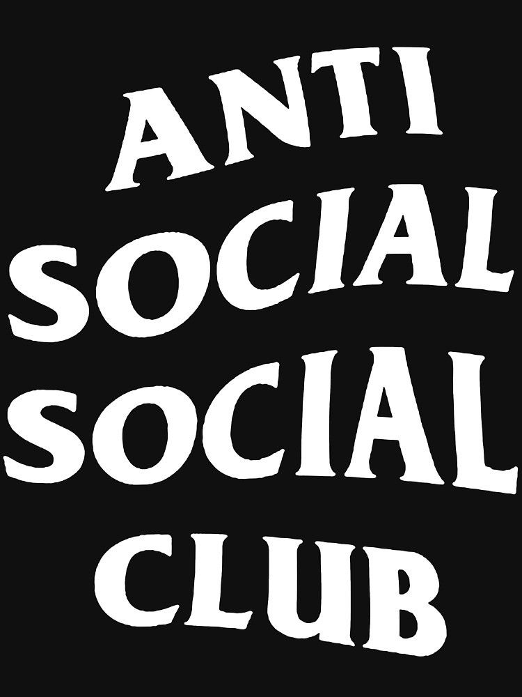 ANTI SOCIAL CLUB Font Please
