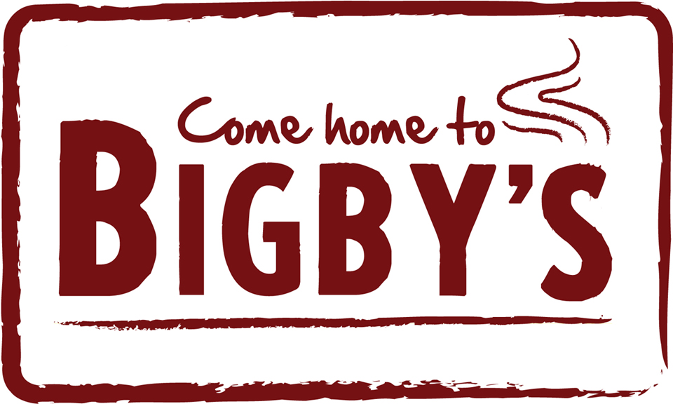 "What font was used in this? ""Bigby's"""