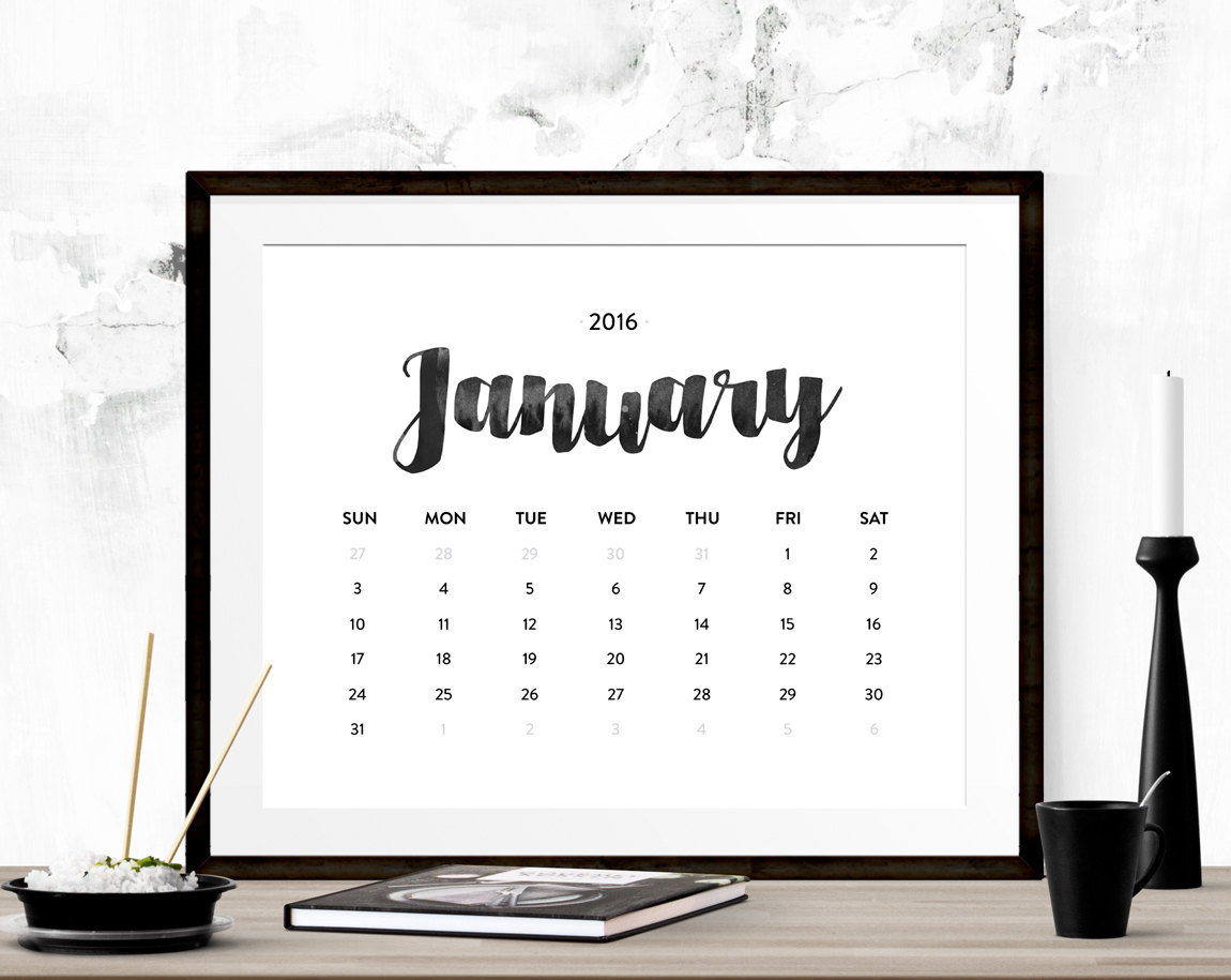 Calendar Typography Xp : January font forum dafont