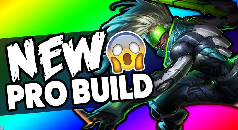 Pro Build Kayn