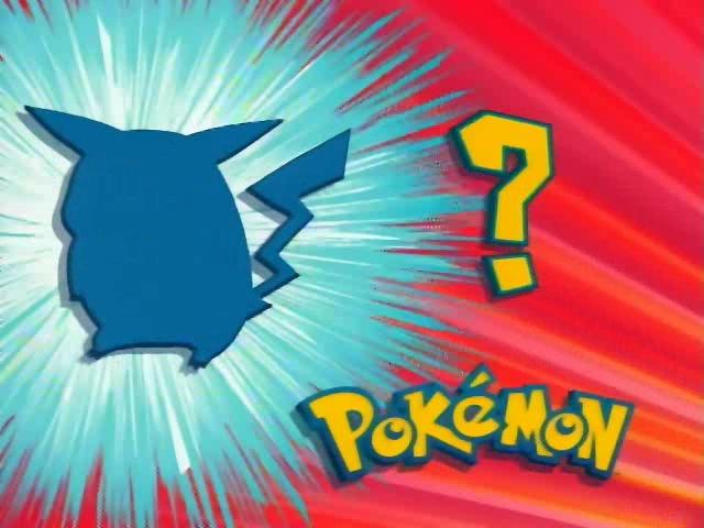 Who S That Pokemon Question Mark And Pokemon Logo Font Forum Dafont Com