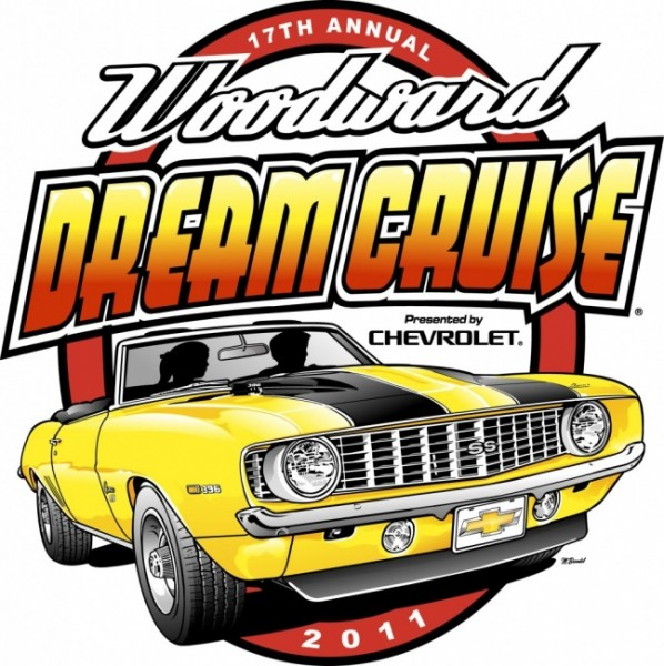 What are these 2 fonts for Woodward and Dream Cruise?