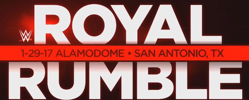wwe royal rumble 2017 - forum | dafont