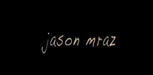 "font from ""Lucky"" music video"
