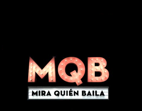 "Need this font quick - ""Mira Quien Baila"""