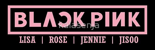 BLACKPINK TEASER - forum | dafont.com