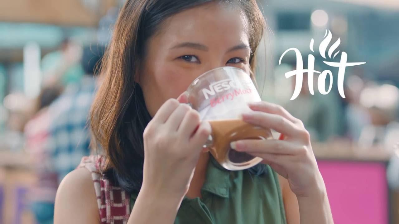 Font in Nescafe Commercial. - forum | dafont.com