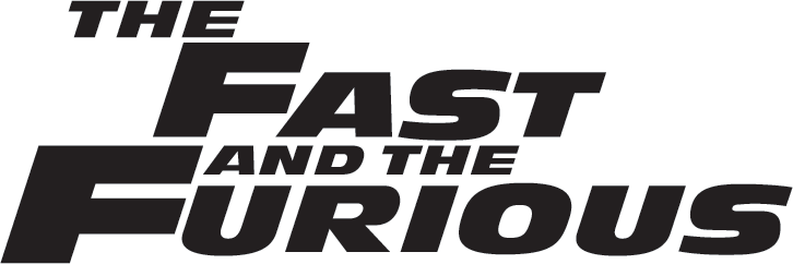 THE FAST AND FURIOUS FONT ?