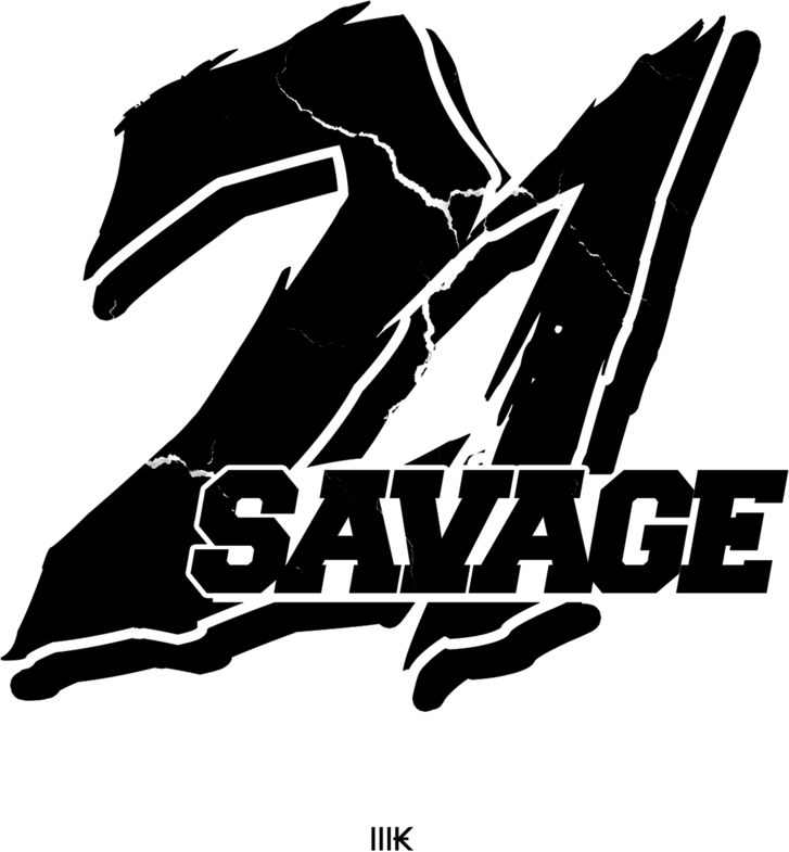 The Best 21 Savage Logo