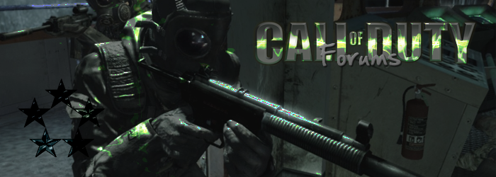 Call of Duty font?